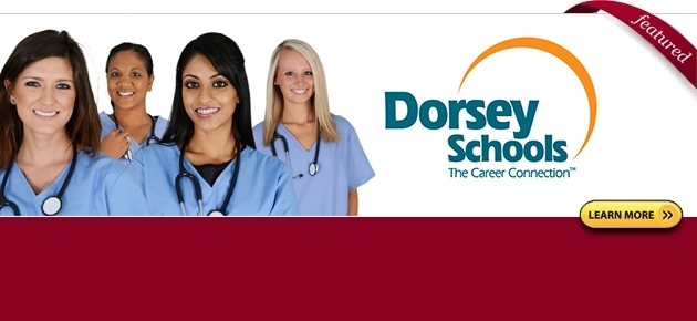 Dorsey Schools are postsecondary institutions that provide short term comprehensive training to prepare students for promising career opportunities in fields such as cosmetology, culinary arts, healthcare and skilled trades.